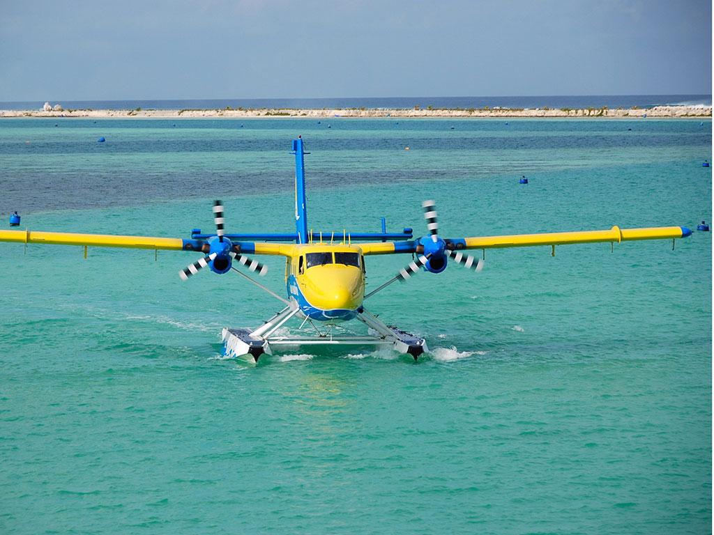 Comment se rendre aux Maldives ?