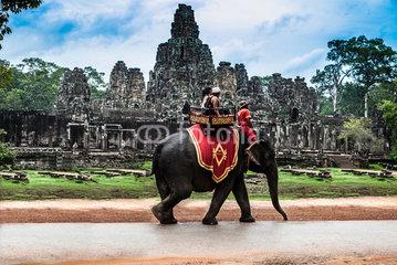 Angkor thom © stocktributor - See portfolio