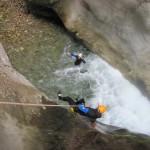 Les plus beaux spots de canyoning en France