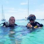 Quelques destinations de choix pour faire de la plongée sous-marine