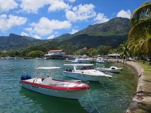Une partie de pêche aux Seychelles