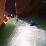 Le canyoning dans le Sud Est de la France