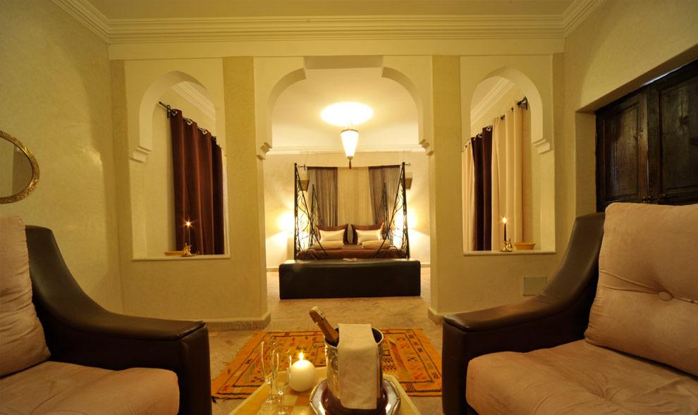 maison d'hôtes Marrakech
