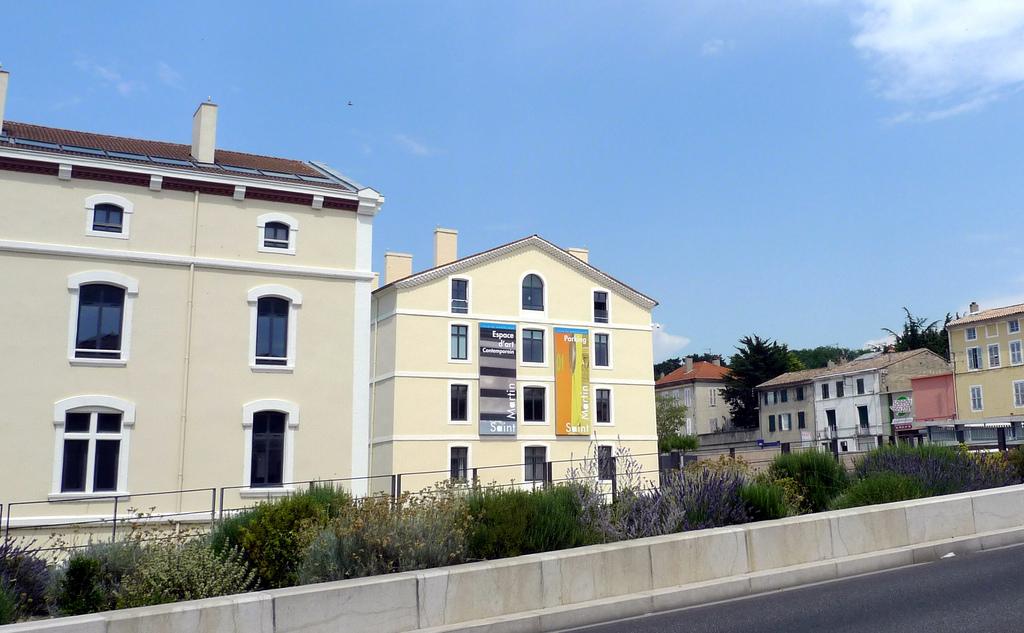 Espace Saint Martin d'art contemporain (Montélimar,FR26)