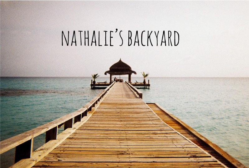Nathalie's Backyard