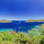 Découvrir les îles de Guadeloupe en bateau