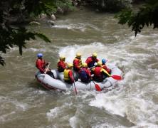 5 choses à avoir en esprit en partant pour le Rafting