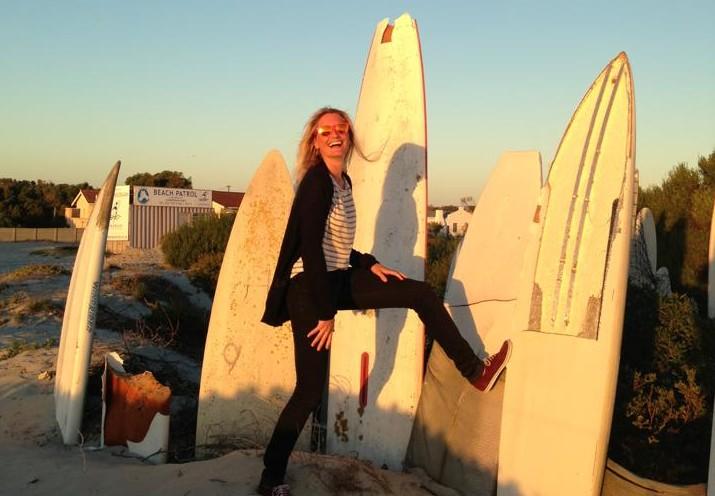 Lucile Mathe du blog Mini Whales