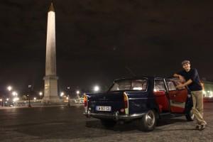 Peugeot 404 chauffeur rd
