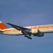 Billet d'avion depuis l'île Maurice
