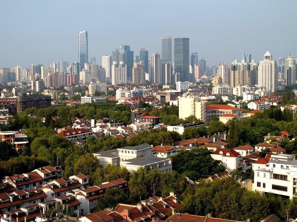 Les Meilleurs Quartiers O 249 Vivre 224 Shanghai Geoploria