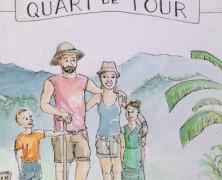 Notre interview de Séverine, Damien et les enfants du blog Quart de Tour