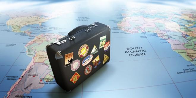 voyager avec un sac à dos