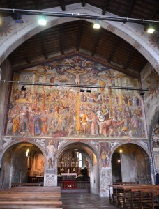 Fresque Renaissance Lugano- partir-magazine photo claude-yves reymond