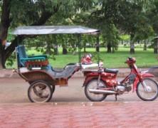 La ville de Siem Reap Angkor: se loger, se déplacer, manger
