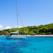 Croisière en voilier: 3 destinations incontournables