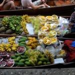Une alimentation saine en voyage