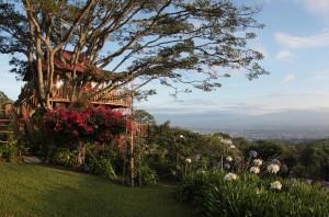Une cabane à San Jose, Costa Rica