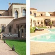 Riad à rénover à Marrakech pendant le salon de l'énergie solaire en Afrique