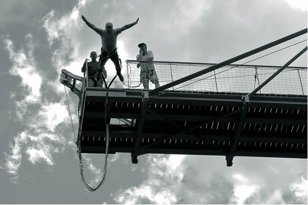 saut elastique