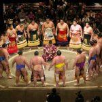 Découvrir l'art du Sumo durant un séjour au Japon