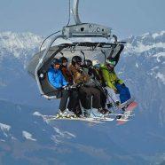 Top 5 des stations de ski en altitude