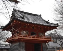 Visite du temple Kita-in à Kawagoe, la petite Edo