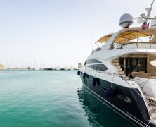 Louer en yacht en Corse, la garantie de la tranquillité