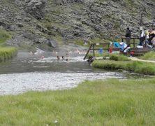 Séjour en Islande, faire du trekking dans le Landmannalaugar en été