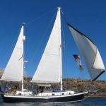 Une croisière voile en Corse pour visiter les Iles Sanguinaires