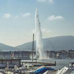 Quand on décide de passer un week end à Genève….