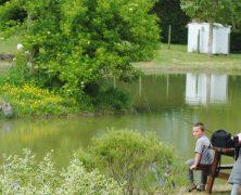 Les plaisirs de pêcher dans un camping adapté à cette pratique