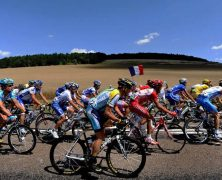 Voyager en France grâce au sport !