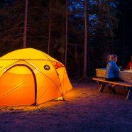 Pourquoi faire du camping en famille?