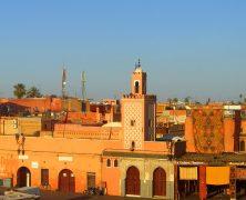 L'hôtel de luxe la Sultana au sein des quartiers de Marrakech