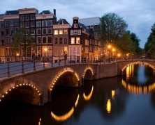 Visiter Amsterdam en amoureux