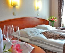 Voyager dans des hôtels de luxe