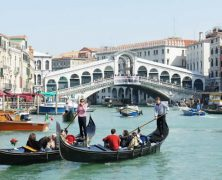 Comment se déplacer à Venise?
