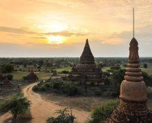 Top 3 des principaux sites d'intérêts touristiques de la Birmanie à visiter