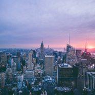 Un voyage pour la ville de New York