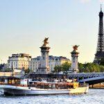 La restaurant autrement, sur les péniches parisiennes