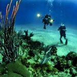 Débuter la plongée sous-marine en vacances