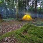 Le camping dans l'Hérault, en bord de mer