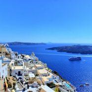 Croisière en Grèce : escale à Santorin
