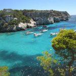 Top 3 des endroits à visiter à Minorque en Espagne