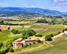 L'autre visage de la Provence en automne