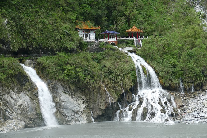 randonnée Taiwan