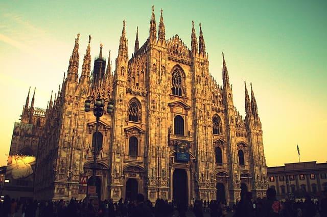 vacances à Milan