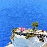Passez de belles vacances sur l'île de Santorin en Grèce