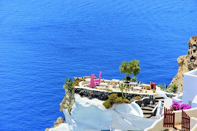 vacances Santorin Grèce